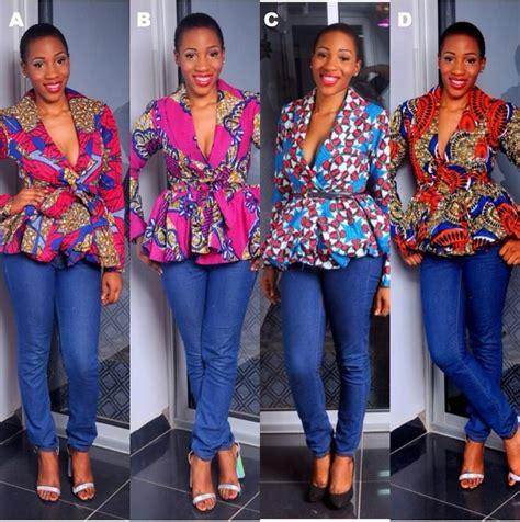 ankara blazer and jacket styles african style magazine google zoeken africa style
