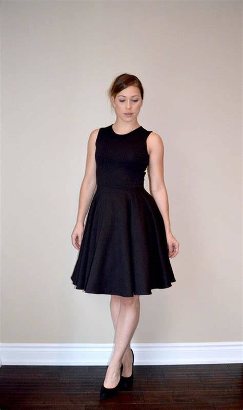 net pattern dress perfect little black dress pattern allfreesewing com