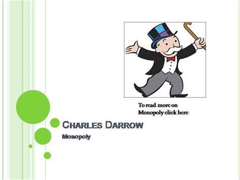 mattias darrow card template charles darrow authorstream