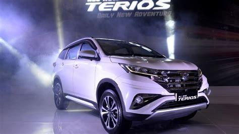 Lu Mobil Daihatsu Terios Inilah All New Daihatsu Terios Spesifikasi Harga Dan