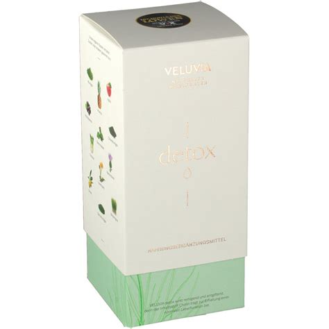 Where To Get Detox Shoo by Veluvia Detox Shop Apotheke