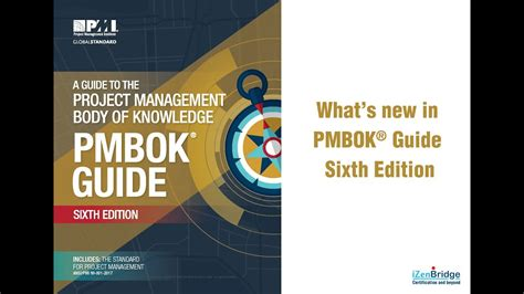 q as for the pmbok guide sixth edition books what s new in pmbok 174 guide sixth edition