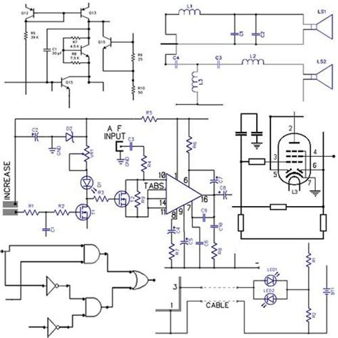 1000 ideas about electronic circuit on