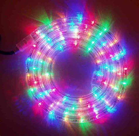 led rope light hire feel good events melbourne
