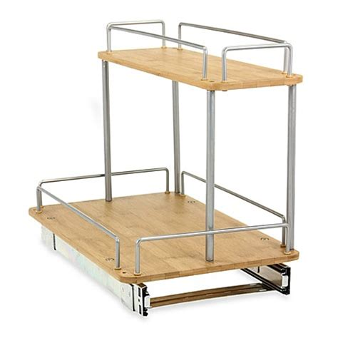 Kitchen Sink Shelf Organizer Buy Sink Organizer From Bed Bath Beyond