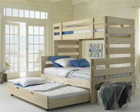 Bunk Beds With Trundle Bed Bunk Bed With Trundle Bed From 1800bunkbed