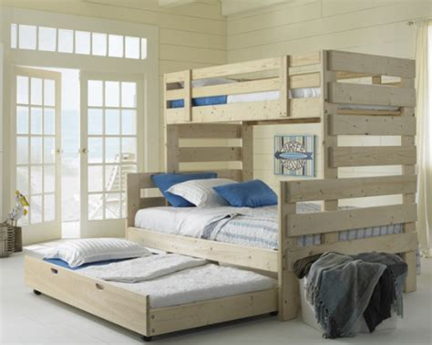 Bunk And Trundle Beds Bunk Bed With Trundle Bed From 1800bunkbed