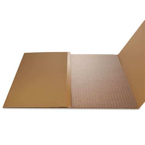 execumat all day use chair mat for high pile