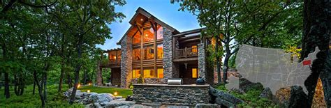 Pennsylvania Log And Timber Frame Homes By Precisioncraft Timber Frame Home Plans Pennsylvania