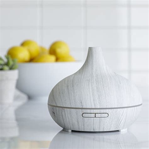 LEMON 300 ml Cool Mist Air Humidifier Ultrasonic Aroma