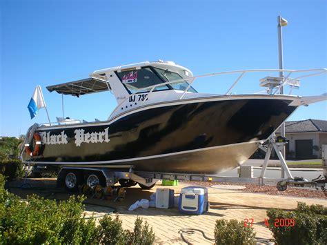 boat trailer wheels perth custom built 8 meter ali boat and f250 fishing