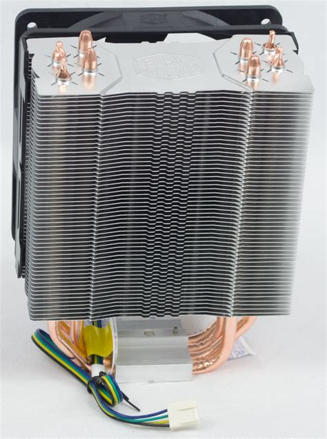 hyper fan 10 inch cooler master hyper 212x cpu cooler review play3r page 2