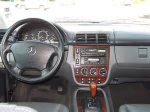 Mercedes Ml320 Interior 1999 Mercedes Benz M Class Interior Pictures Cargurus
