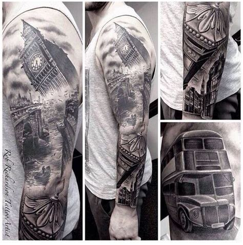 tattoo london road south london scene tattoo tattoo pinterest london scene
