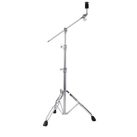 Pearl Cymbal Boom Stand Bc 830 by Pearl Bc 830 Convertible Cymbal Boom Stand Reverb