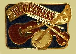 Quot Bluegrass Music Quot Heavy Cast Epoxy Inlay Buckle Eb2426