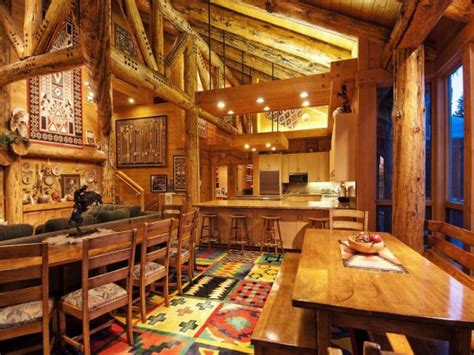 amazing log cabin home in park city utah home design