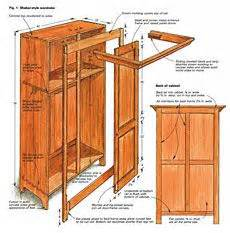 armoire wardrobe plans projects to try on pinterest armoire wardrobe armoires and wardrobes