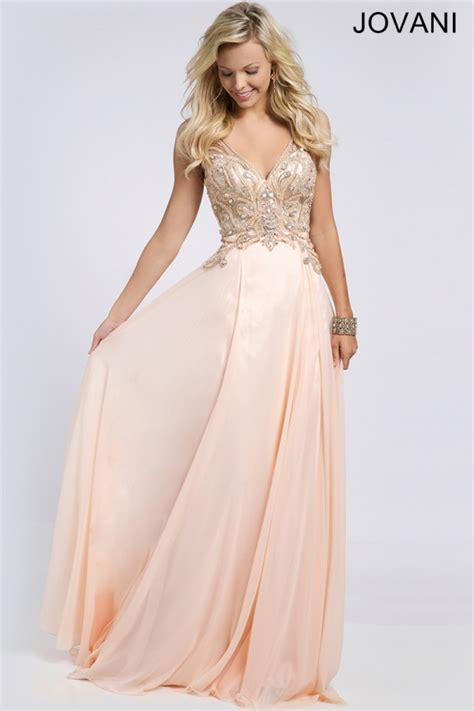Deal Of The Week 25 At Maneater Threads by Chiffon With A Beaded Bodice 25 Prom Dresses You Re Sure To