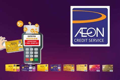 aeon credit aeon credit 4q earnings grow 17 declares 32 5 sen final