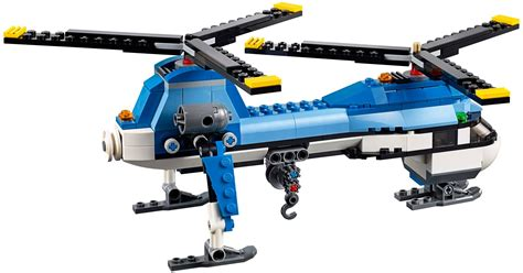 Lego Creator 3in1 31049 Spin Helicopter Promo lego 31049 spin helicopter