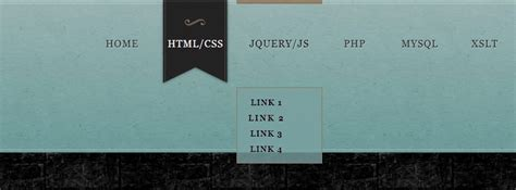 css tutorial with demo creating a marble style css3 navigation menu