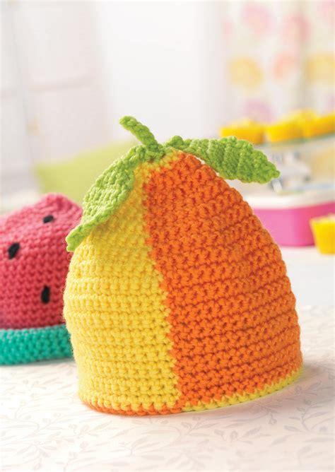 fruit hat crochet baby fruit hat crochet pattern