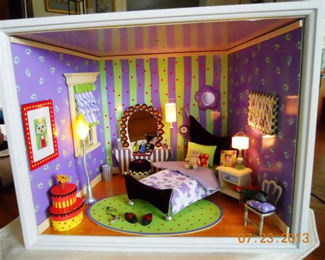 american mini rooms american ag mini s purple room 100 complete excellent condition