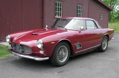 Maserati 3500 Gti by 1964 Maserati 3500 Gti Bring A Trailer