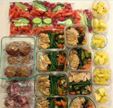 food prep meals meal prep ideas healthy food pinterest
