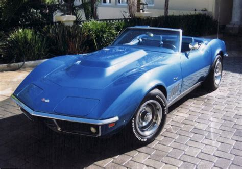 1969 chevrolet corvette l88 re creation barrett jackson