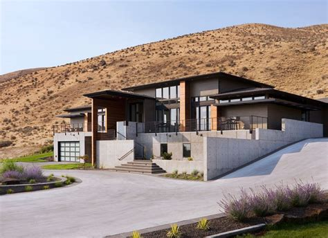 mountain architecture floor plans contemporary richland villa offers stunning views of