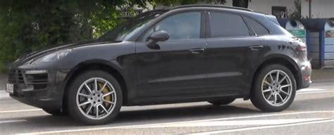 2019 Porsche Macan Hybrid by 2019 Porsche Macan Shows Up In German Traffic Hybrid