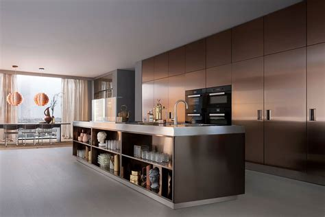 arclinea kitchen arclinea and b b italia join forces