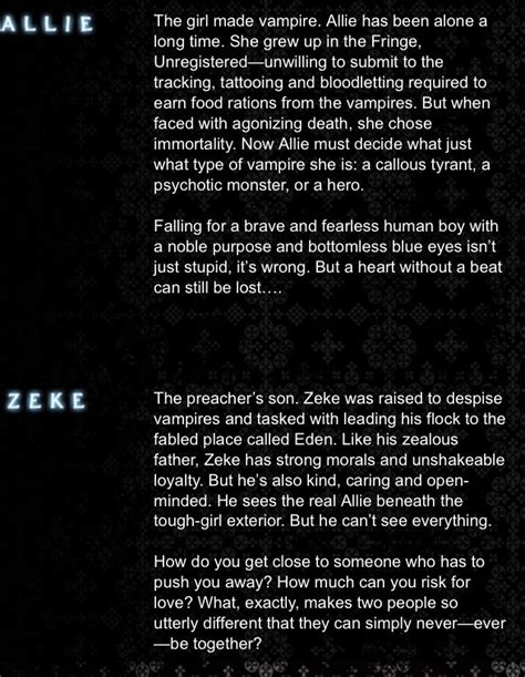 Zeke and Allie | Book worms, Iron fey, Growing up