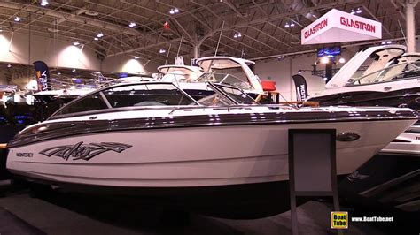 toronto boat show 2015 2015 monterey 217 blackfin motor boat walkaround 2015