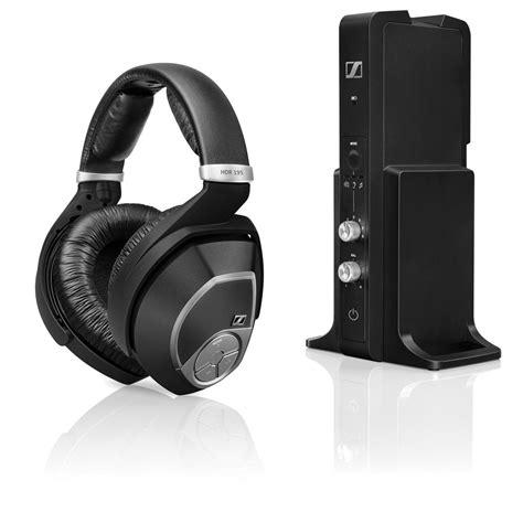 Headset Sennheiser Bluetooth maxiaids sennheiser rs 195 tv digital wireless headset headphones