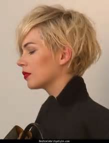 Galerry short hairstyle in 2016