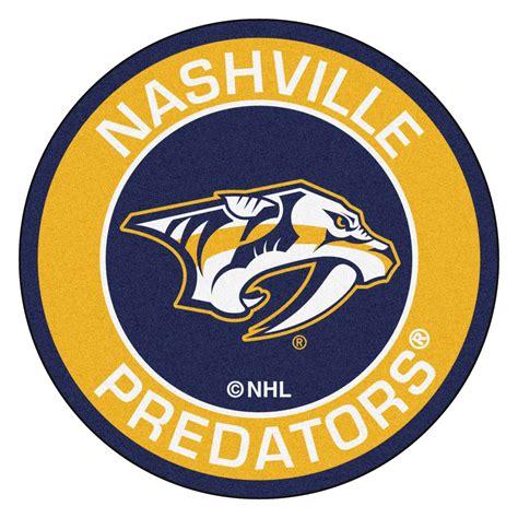 Funny Welcome Mats by Nashville Predators Logo Roundel Mat 27 Quot