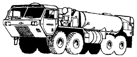 coloring pages of army trucks dmva tanks and trucks