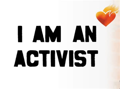 Today's politics demand that one becomes an activist (VIDEO)