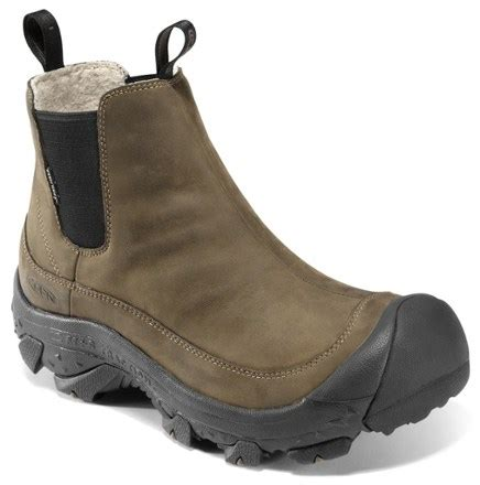 mens keen snow boots keen anchorage winter boots s rei