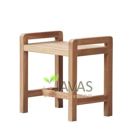 Teak Stools Outdoor by Teak Outdoor Abizard Stool Le Javas Furniture Garden Furniture