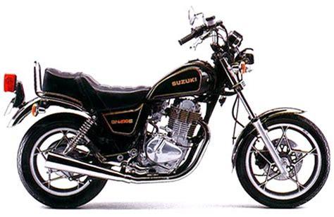 Suzuki Gn400 Gn400