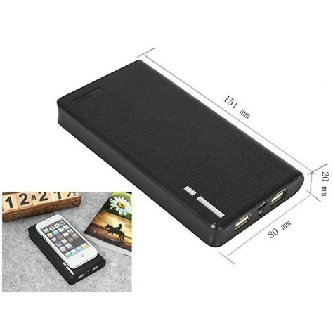 Exchangeable Cell Power Bank For 5pcs 18650 Rrumputeki exchangeable cell power bank for 6pcs 18650 black jakartanotebook