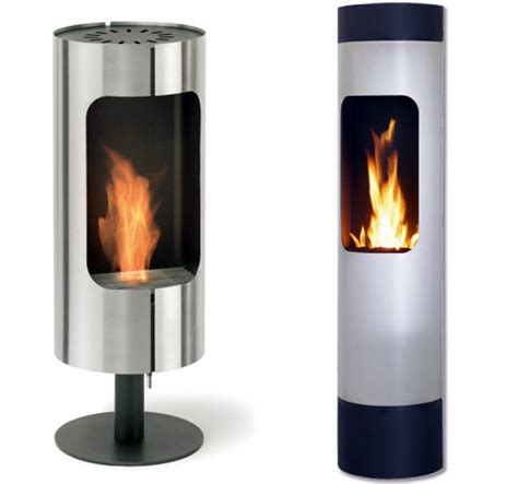 Ethanol Burner Fireplace by Ethanol Fireplaces By Blomus