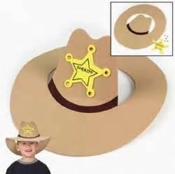 paper cowboy hat template foam cowboy hat craft preschool items juxtapost