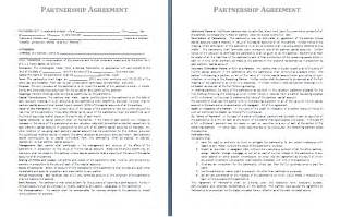 sweat equity contract template partnership agreement sle real estate forms