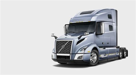 volvo semi trailer volvo trucks plans electric semi for 2019