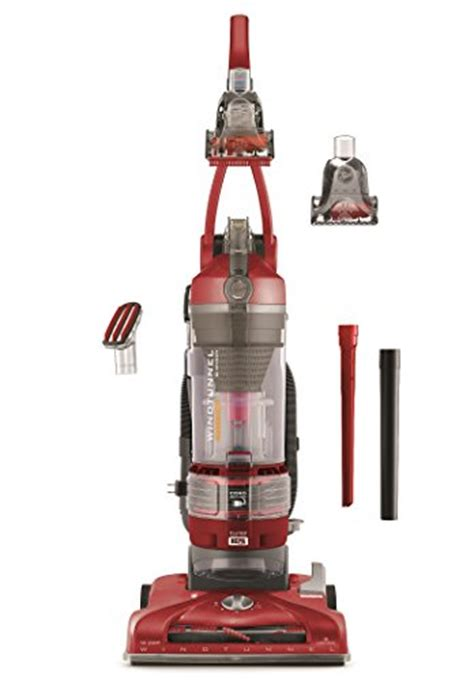 hoover  series windtunnel pet rewind bagless corded